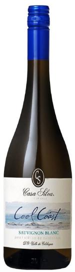 Droog - Fruitig - Fris - ComplexCasa Silva - Cool Coast  Sauvignon Blanc 2015