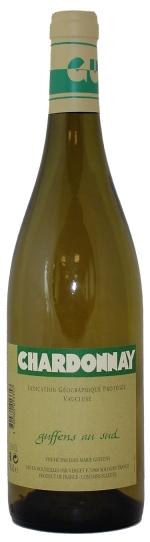 Droog - Fruitig - Fris - ComplexGuffens Au Sud Chardonnay 2016