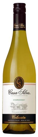 Droog - Fruitig - Fris - Mooie afdronkCasa Silva Coleccion Chardonnay 2016