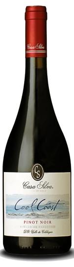 Vol - Afgerond - Fruitig - MineralenCasa Silva - Cool Coast Pinot Noir 2016