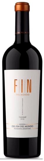 Vol - Krachtig - Fruitig - HoutstructuurDel Fin del Mundo - Fin Single Vineyard Tannat 2015