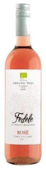 Droog - Fruitig - FrisFedele Organic Rosé 2019